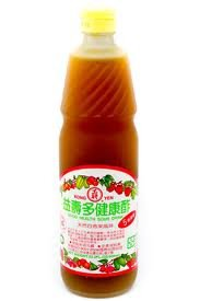PASSION FRUIT Vinegar (600ml)