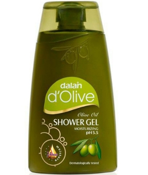 Dalan Olive Oil Shower Gel (Non Perfumed) 250ml