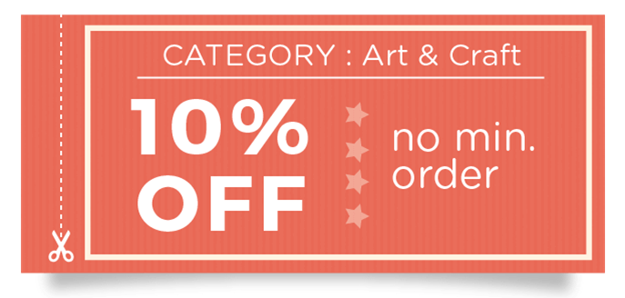Image Result For Art Craft Zone Coupon Code