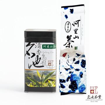 【名池茶業】頂級阿里山花韻烏龍茶(清香型150g)