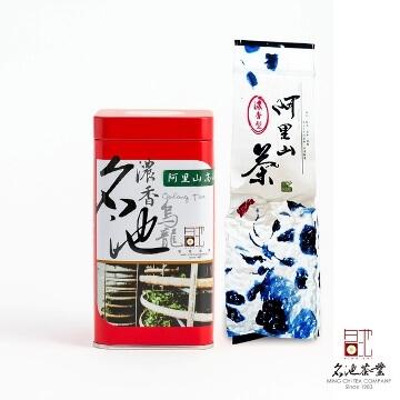 【名池茶業】頂級阿里山花韻烏龍茶(濃香款150g)