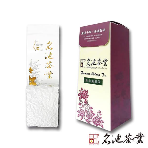 【名池茶業】工藝限定款阿里山金萱(150g x2)