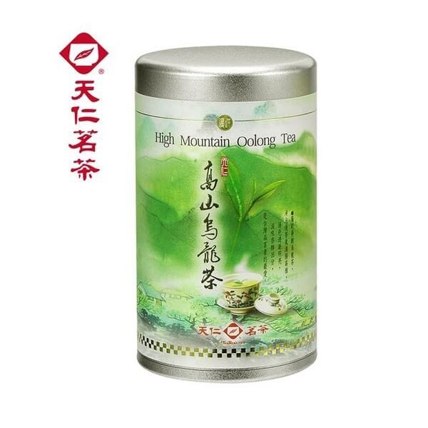 【天仁茗茶】 高山烏龍茶 100g